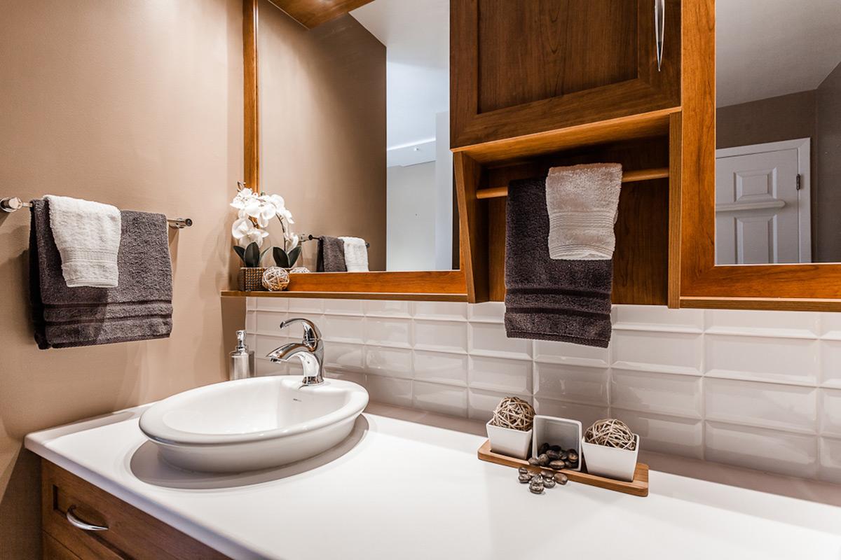 Projet salle de bains nouvelle campagne armodec for Nouvelle salle de bain