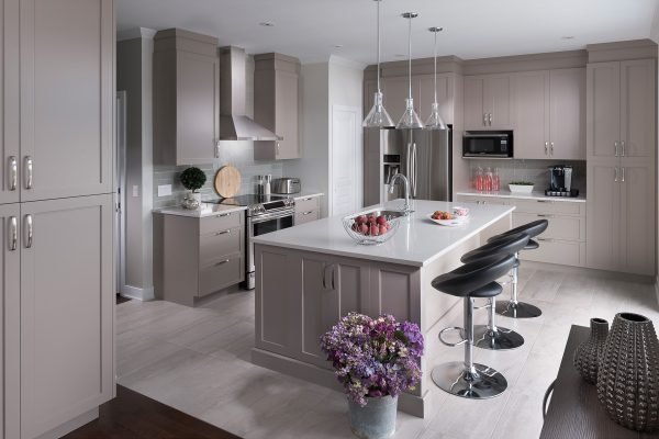 Armodec kitchen Numerous Storage Units and a Timeless Look
