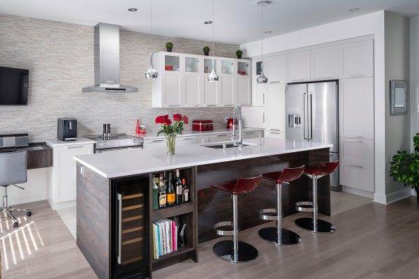 Armodec Kitchen Openness and Contemporaneity