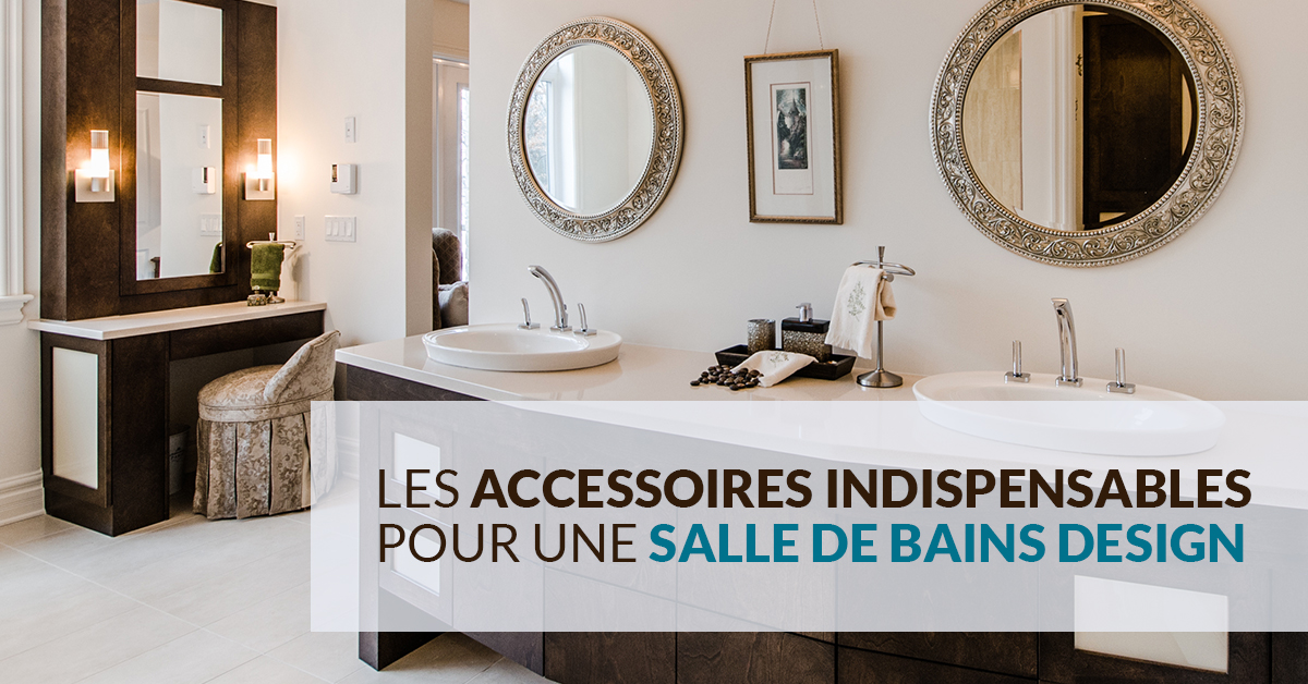 Accessoires Salle De Bains Design Face